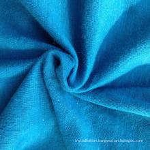 Organic Cotton Slub Yarn Knitted Fabric