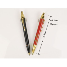 Надежный металлический Шариковая ручка для лучших рекламных сувениров