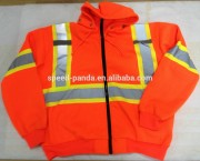 High Visibility Safety protective Jacket