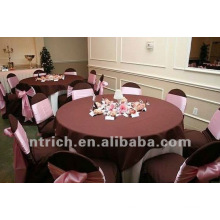 100%polyester tablecloth,party table cover,table linen
