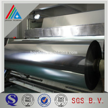 Silver Aluminized PET/Met Film for Food