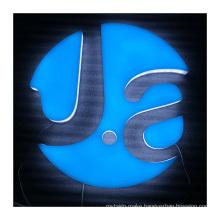 Professional Signs Manufacturer Customizable Mini Acrylic Luminous Words LED Lighting English Letter