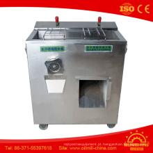 Máquina de corte de carne pequena máquina de corte de carne congelada