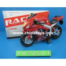 2016 Motocicleta de fricción de juguete de plástico barato (1022501)