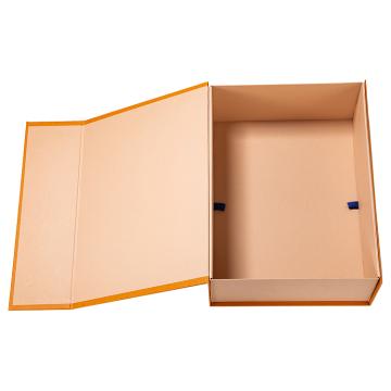 Emballage de boîte-cadeau magnétique de luxe pour vêtements
