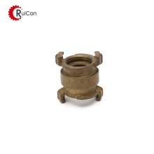 the lost wax casting tensile sleeve hose fitting