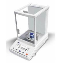 Equilibrio analítico electrónico 0.1mg / 100-220g