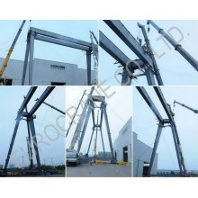 160/32t  Load Gantry Crane