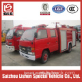 Isuzu fire resuce Vehicle 2000L