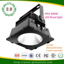 Garantía de 5 años de IP65 400W iluminación LED para estadio (QH-TGC400W)