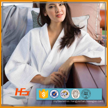 Wholesale Shawl Collar Hotel Women Standard Size Bathrobe