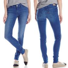 Pantalones de mezclilla 2017 Jeans Skinny Jeans Skinny Denim Blue Jeans