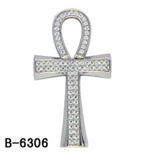 High Quality Cross Pendant Jewelry Silver 925