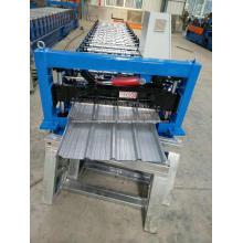 Máquina formadora de rolo de telhado IBR para chapa metálica