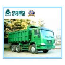 SINOTRUK HOWO 6X6 camion à benne basculante / camion à benne basculante (ZZ3257N3847A / MAINTENANT)