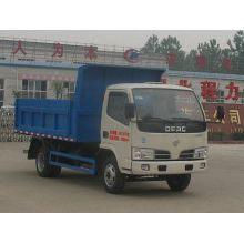 Dongfeng used light commercial dump trucks for sale