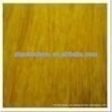 Cationic Basic yellow 19 para tinte de alfombra