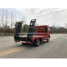 Grúa de plataforma plana de 130 CV para maquinaria agrícola