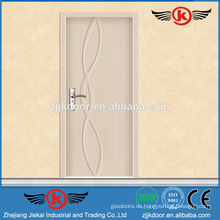 JK-P9059 Art- und Weiseentwurfs-Innenraum MDF beschichtete PVC-Kabinett-Türen