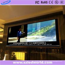 Vídeo interno da exposição do arrendamento da tela do diodo emissor de luz da cor HD2.5 completa
