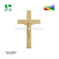 gute Qualität benutzerdefinierte massives Holz Kreuz