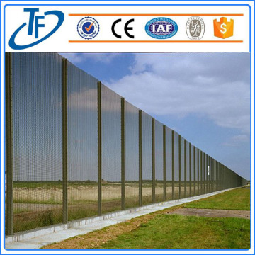 3510 Welded Anti-Climb Panel Fencing