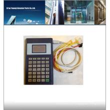 HITACHI elevador piezas GRP herramienta de diagnóstico, hitachi herramienta de servicio