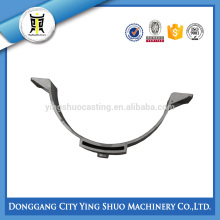 customized cast steel water pipe repair clamp, stainless steel pipe clamp