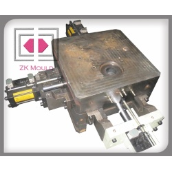 Reducer Motor Housing Aluminum Die Casting Mould