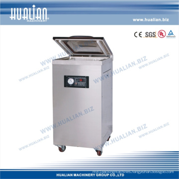 Hualian 2015 Electric Vacuum Packing Machine with Gas (DZQ-400/2E)