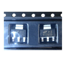 LDO Regulator Neg -5V 0.5A Automotive 4-Pin(3+Tab) SOT-223 Tube LT1175IST-5