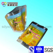 Lebensmittel-Aluminiumfolie Verpackungstasche