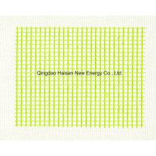 Beste Verkäufe 8X8mm 210G / M2 gelbe Farbe Alkali-beständiges Fiberglas-Ineinander greifen