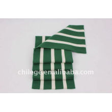 wool striped soccer scarf shawl fashion winter muffler winter accessories