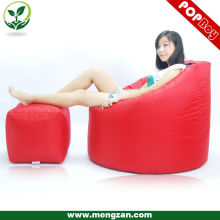 lazy beanbag soft sofa furniture/bean bag corner sofa cover/hot sale