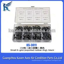 Petit 8-grille (anneau en caoutchouc exporté) O Ring automobile