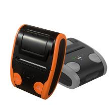 Mini impressora térmica portátil de etiquetas de código de barras Bluetooth