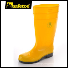 Long rain boots W-6039