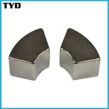Super Strong Rare Earth NdFeB Segment Permanent Magnet