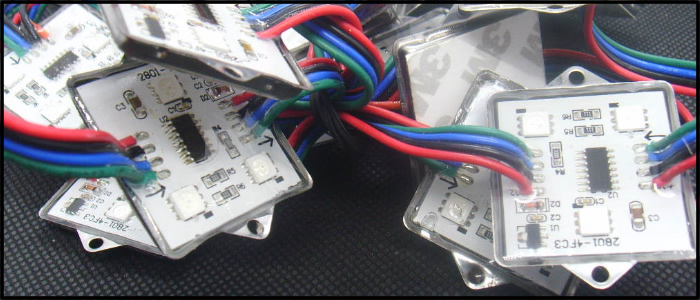 square led module