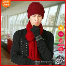 Mode Großhandel maßgeschneiderte Santa Hut für Männer