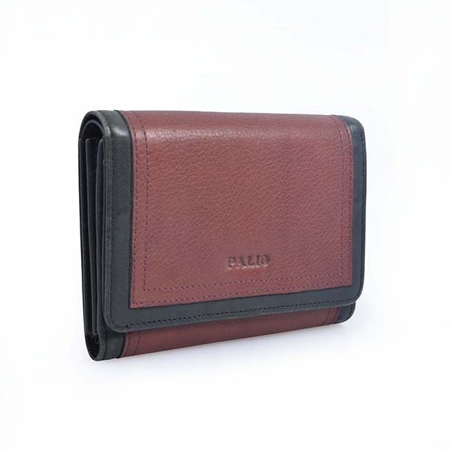 Hot Selling Casual Short Small Wallet Simple Hasp Coin Purse women leather wallet