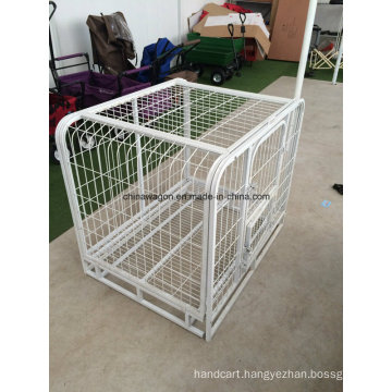 Heavy Duty Folding Metal Large Pet Dog Cage