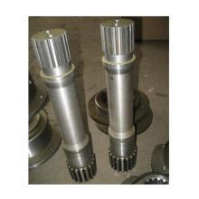 Eje 175-13-21654 de la turbina del convertidor de par de la niveladora SD32