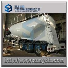 3 Achsmasse Zement Tanker 36000L Trockene Bulk Tank Trailer