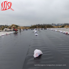 0.5mm HDPE Geomembrane Liner for Reservoir