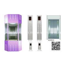 Capsule Type Observation Elevator From Professional Elevator Manufacturer