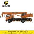 Famous Official Jib Crane Truck Crane For Sales