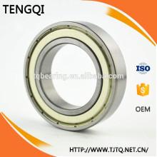 Rolamento de esferas de aço do diâmetro de 6mm