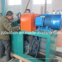 Sawdust Straw Biomasse Brikettierpresse Maschine